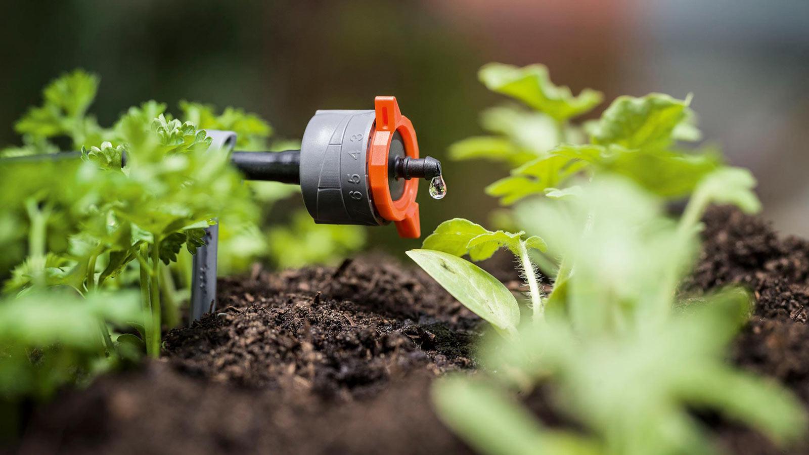 Bewässerungssysteme von Gardena